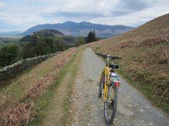 Rock Climbing Photo: Riderless bike