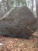 Rock Climbing Photo: Surface Tension.