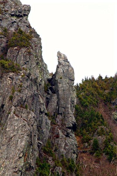 Rock Climbing Photo: The Eaglet