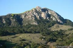 Rock Climbing Photo: general approach line
