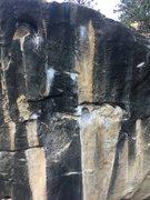 Rock Climbing Photo: The face