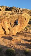 Rock Climbing Photo: Huntsman