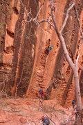Rock Climbing Photo: Dos