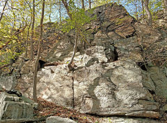 Rock Climbing Photo: Fairy Tales - right side: