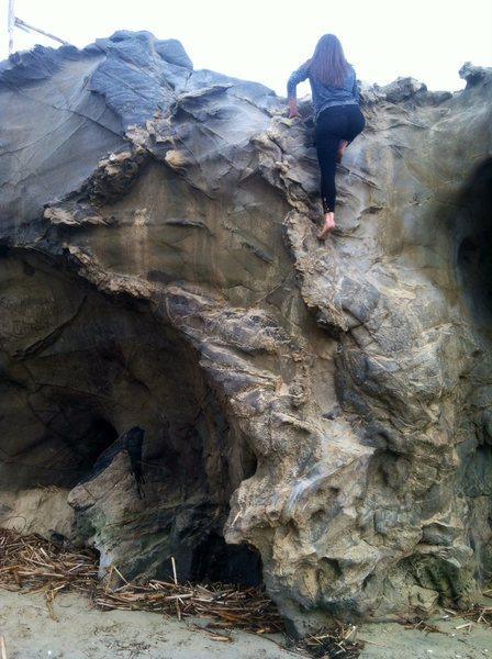 Rock Climbing Photo: Cdm