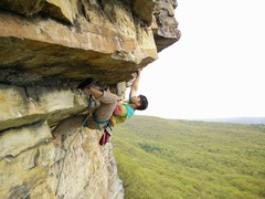 Getting into the boulder problem of big air glory!