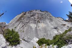 Castle Rock's West Face