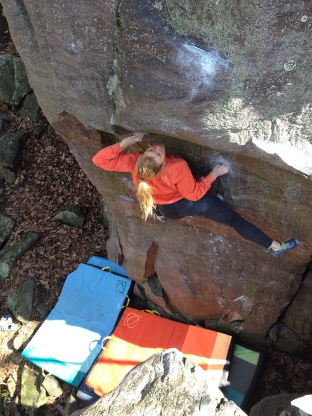 Eying down the dyno.
