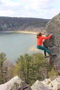 Rock Climbing Photo: Scenic
