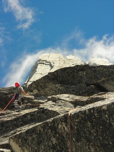 Rock Climbing Photo: N. Howser