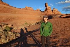 Rock Climbing Photo: Adventuring in Moab
