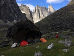 Rock Climbing Photo: Fairy Meadows