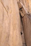 Rock Climbing Photo: Nick finding a good rest.