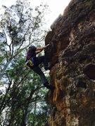 Rock Climbing Photo: On Bucket Prow