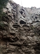Rock Climbing Photo: A great route! You just have to really look for th...