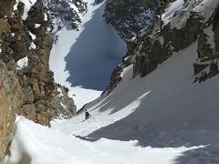 Rock Climbing Photo: sliver1