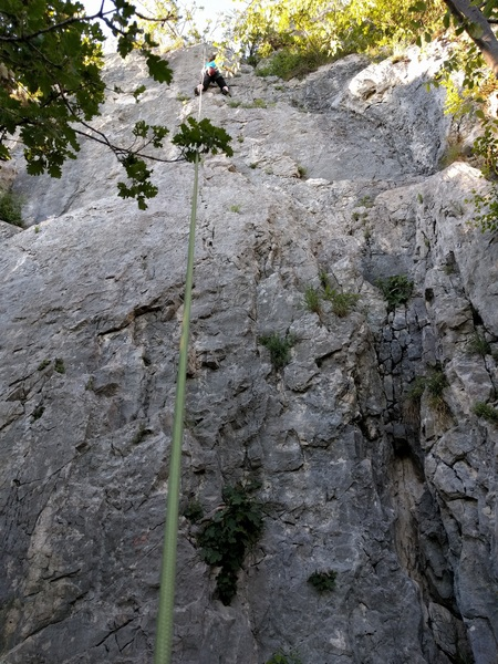 Rock Climbing Photo: G7