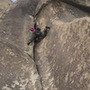 Touch and Go 5.9 Joshua Tree.