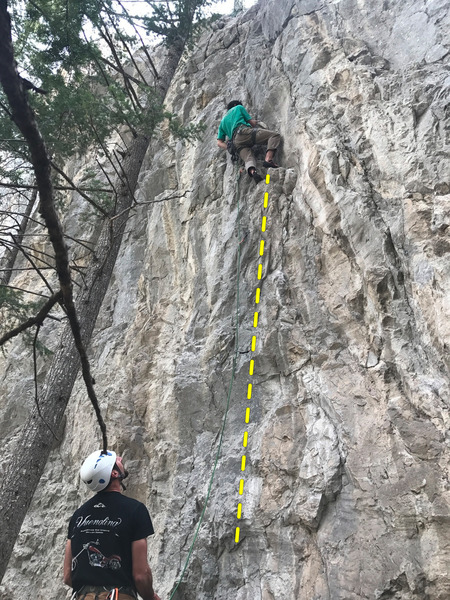 Rock Climbing Photo: Barfly