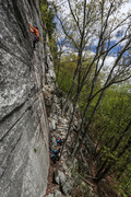 Rock Climbing Photo: NNL