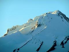 Rock Climbing Photo: View of Upper Peak