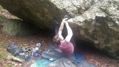Rock Climbing Photo: The Innominate