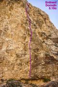 Rock Climbing Photo: Eminent Domain