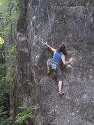 Rock Climbing Photo: Nicola Masciandaro on Agent Orange (11+).