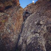 Rock Climbing Photo: Taylor Canyon: Crested Butte, CO