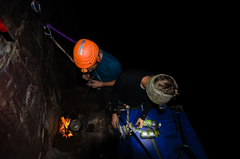 Rock Climbing Photo: Upon arriving at basecamp we found that our stoves...