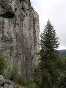 Rock Climbing Photo: In Depth from the west