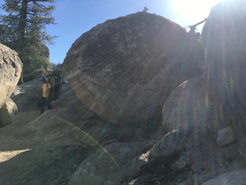 S Boulder