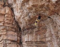 Rock Climbing Photo: The Setup