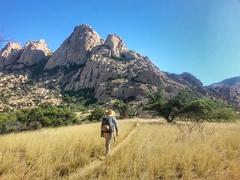 Rock Climbing Photo: cochise :: sheepshead approach