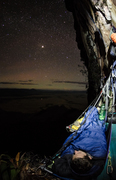 Rock Climbing Photo: Night