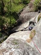 Rock Climbing Photo: Table Rock
