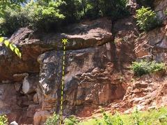 Rock Climbing Photo: Mordecai
