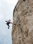 Rock Climbing Photo: Not sending the Pump: the theme of July 2016