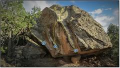 Rock Climbing Photo: 3. IT.