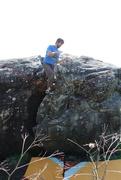 Rock Climbing Photo: Weeeee