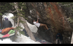 Rock Climbing Photo: Das unterclinkas.