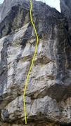 Rock Climbing Photo: Zig Zag Avec Moi