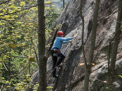 Rock Climbing Photo: RW starts Lucky Charms