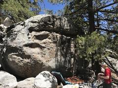 Rock Climbing Photo: Moonwalker