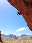 Rock Climbing Photo: Capturing the angle and view of this beautiful cli...