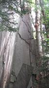 Rock Climbing Photo: Base of Climbmax