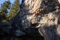 Whipper Snapper, (5.11c-5.12a)?