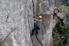 Rock Climbing Photo: Tryin to work this thing on TR- so good but sooo h...