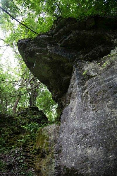 Rock Climbing Photo: Ship Rock.