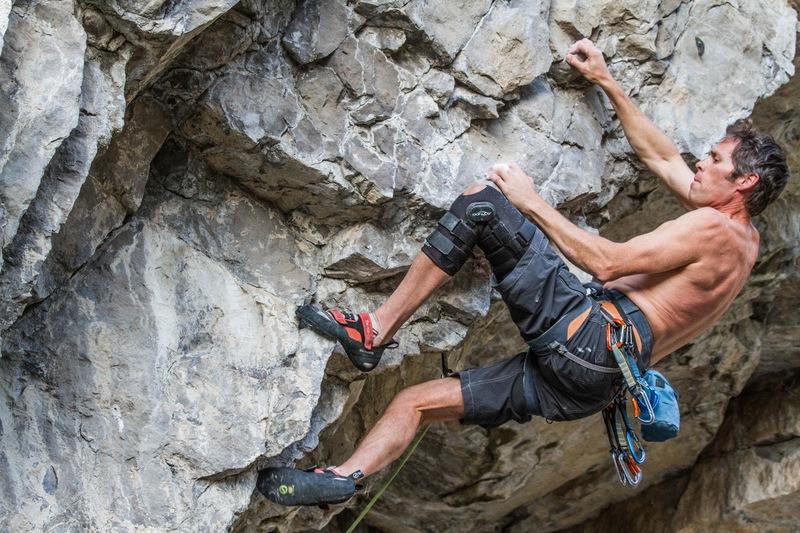 Solar Cave Climb